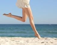 Lire la suite de Jambes lourdes : que faire l'été pour éviter ces sensations  ?
