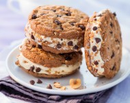 Lire la suite de Idée recette : cookies glacés et sans gluten !