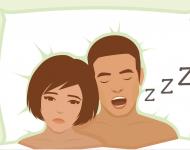 Lire la suite de Apnée du sommeil : c'est quoi ?
