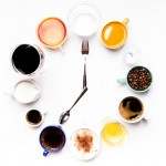 beverages clock