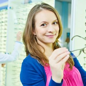 Rechercher des lunettes pour sa myopie