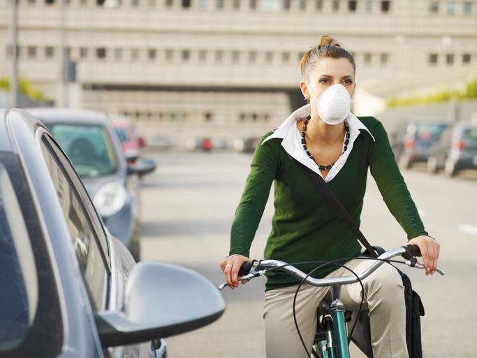 pic de pollution