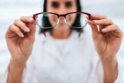 lunettes soin nettoyage